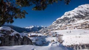 Ski pour tous à Aussois-en-Vanoise