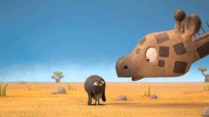 Caravane des cinémas d'Afrique : Bon voyage Dimitri !