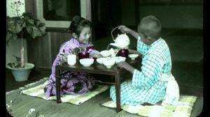 Label soie : Bienvenue au Japon