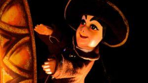Têtes de bois : Cyrano-Guignol de Bergerac