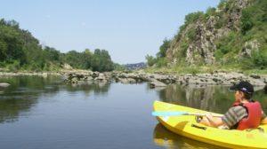 Loire et nature en canoë