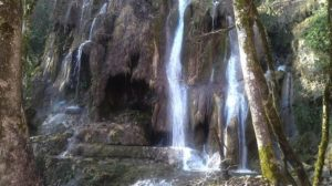 Balade d'automne à la cascade