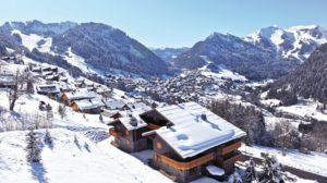 Un village au charme Suisse