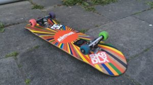 Le skateboard s'invite au parc Sergent Blandan