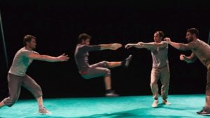 Biennale du cirque : Face nord