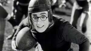 Harold Lloyd the freshman