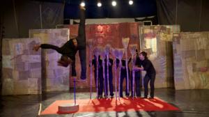 Le dépaysement du Cirque du Cambodge