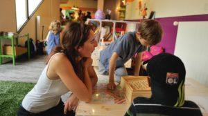 La grotte à histoires : atelier parent / enfant