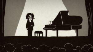 Ciné-goûter : Le piano magique