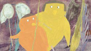 Ciné-atelier : Les amis animaux