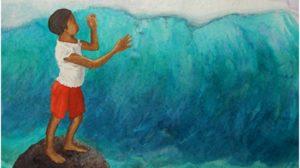 Le boogaloo des vagues