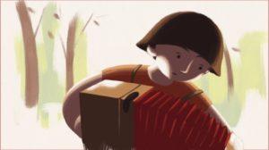 Ciné-goûter : L'histoire du petit Paolo