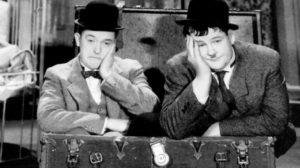 Aidons-nous ! / Laurel et Hardy en croisière