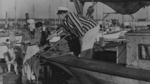 Laurel et Hardy en croisière