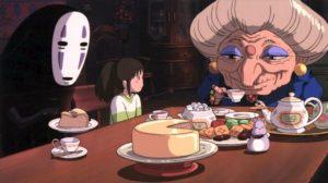 Festival Lumière avec Chihiro et des dollars