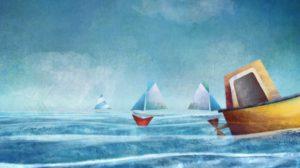 Ciné-atelier : Les contes de la mer