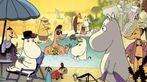Ciné-goûter : Les Moomins sur la Riviera