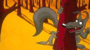 Croq'ciné : Loulou et autres loups