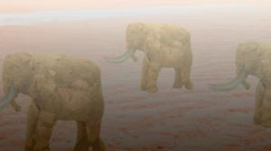 Enquête au milieu  des mammouths