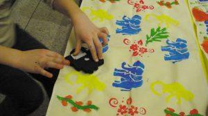 Atelier artistique (7-12 ans)