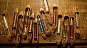 Label soie : Sur les pas de Claudine de Lyon