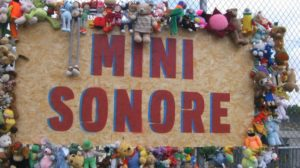 Nuits sonores : Mini sonore 2016