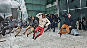 Show hip-hop