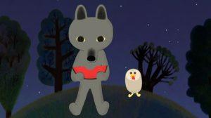 Ciné-doudou : Promenons-nous avec les petits loups