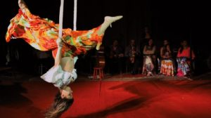 Cirque Tzigane à l'Opéra