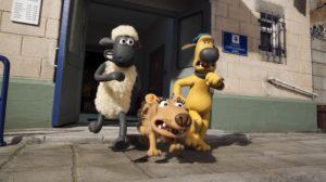 Ciné-goûter : Shaun le mouton