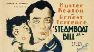 Ciné-concert : Steamboat Bill Jr