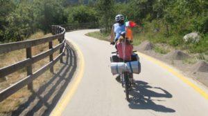 Préparation au voyage à vélo