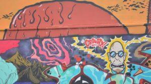 Visite en street art