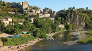 Le village de Viel Audon
