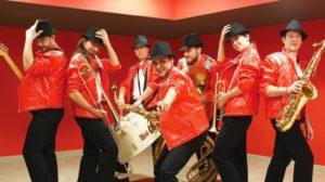 Jazz à Vienne : Jackson Brass Band