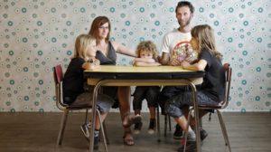 Studio photos : Portrait de famille