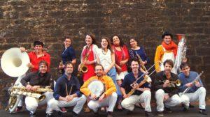 Jazz à Vienne : Zubrass Parade