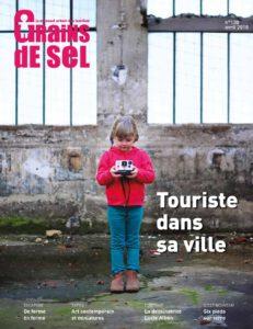 Touriste dans sa ville