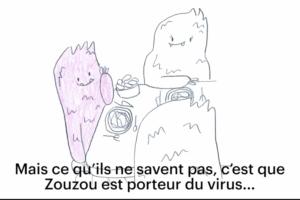 Court-métrage Les Covidéastes