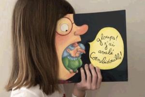 Défi Fête du livre jeunesse de Villeurbanne