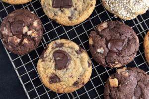 Les cookies de la cheffe lyonnaise Guillemette Auboyer