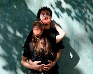 Le duo Justine Berthillot et Mosi EspinozaLes Subsistances
